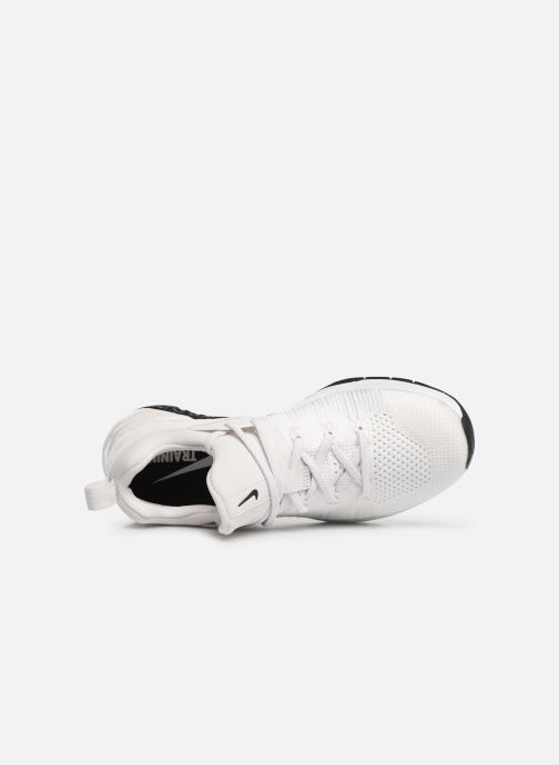 Sport shoes Nike Wmns Nike Metcon Flyknit 3 White view from the left