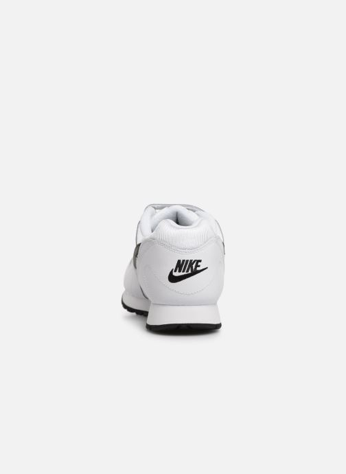 Trainers Nike W Nike Outburst V White view from the right