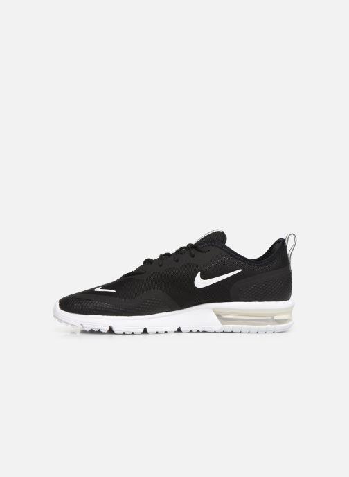Sneakers Nike Nike Air Max Sequent 4.5 Zwart voorkant