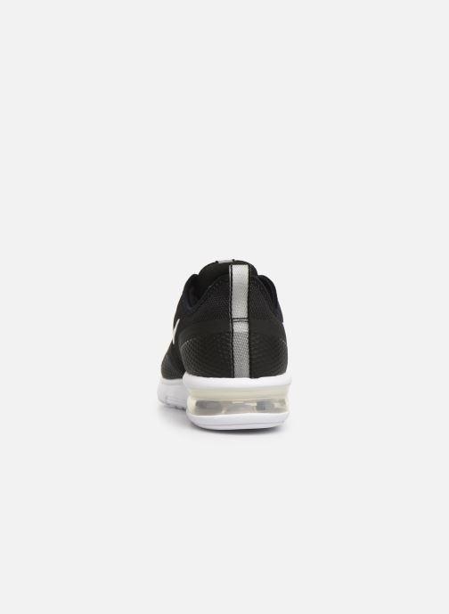 Baskets Nike Nike Air Max Sequent 4.5 Noir vue droite