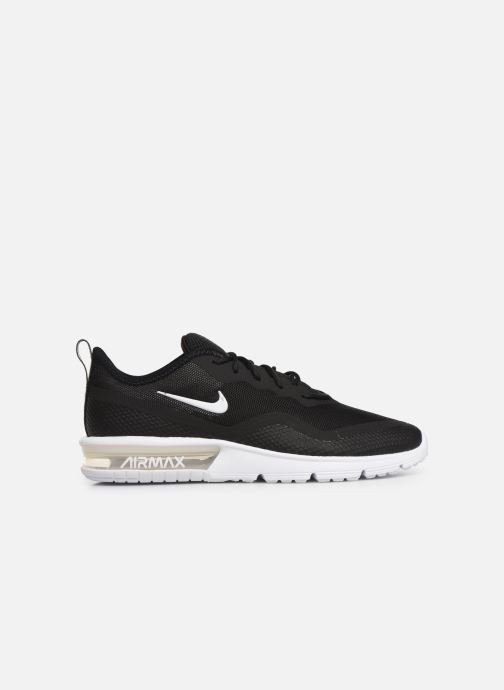 Trainers Nike Nike Air Max Sequent 4.5 Black back view