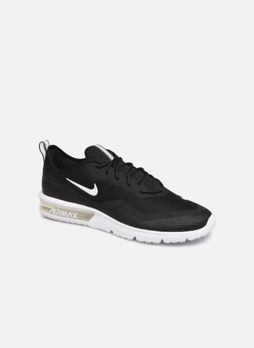 the latest 8004f fd735 Trainers Nike Nike Air Max Sequent 4.5 Black detailed view  Pair view