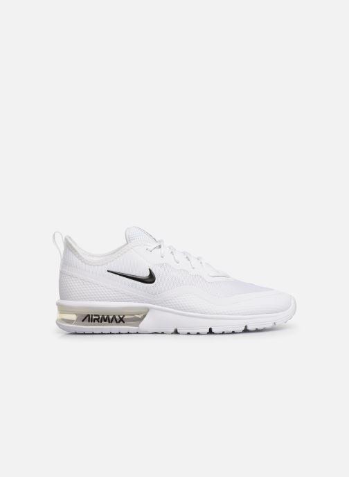 Deportivas Nike Nike Air Max Sequent 4.5 Blanco vistra trasera