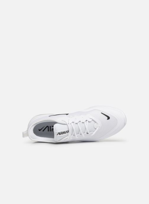 Sneaker Nike Nike Air Max Sequent 4.5 weiß ansicht von links