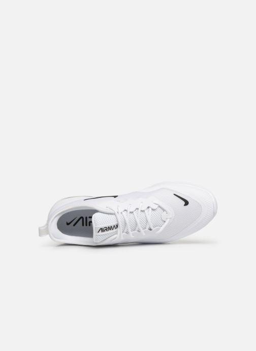 Deportivas Nike Nike Air Max Sequent 4.5 Blanco vista lateral izquierda