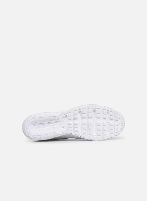 Baskets Nike Nike Air Max Sequent 4.5 Blanc vue haut