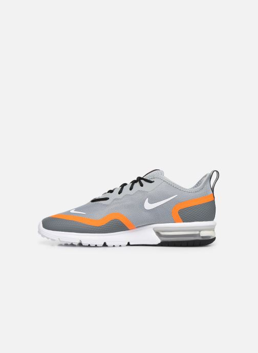 Baskets Nike Nike Air Max Sequent 4.5 Gris vue face