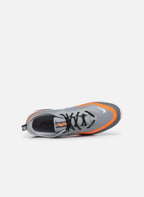 Baskets Nike Nike Air Max Sequent 4.5 Gris vue gauche
