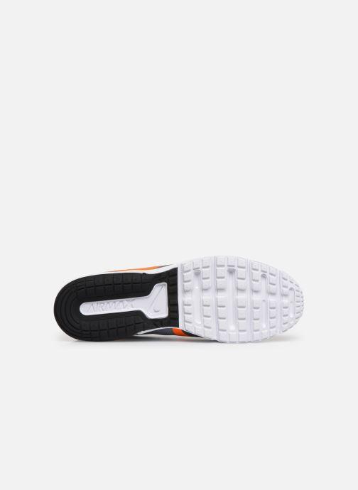 Baskets Nike Nike Air Max Sequent 4.5 Gris vue haut