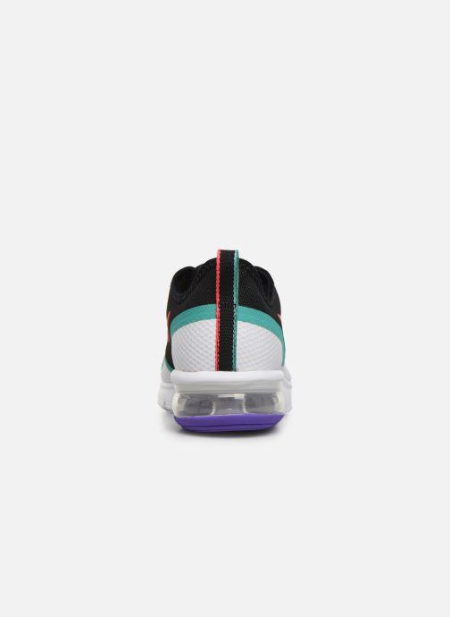 Sneaker Nike Nike Air Max Sequent 4.5 schwarz ansicht von rechts