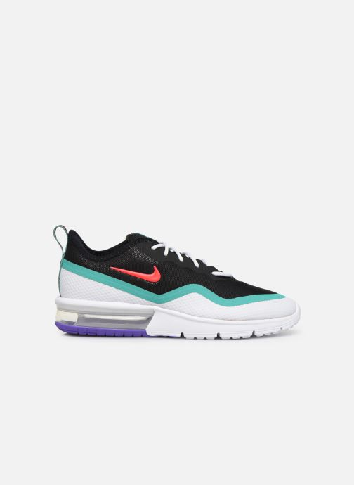 Sneaker Nike Nike Air Max Sequent 4.5 schwarz ansicht von hinten