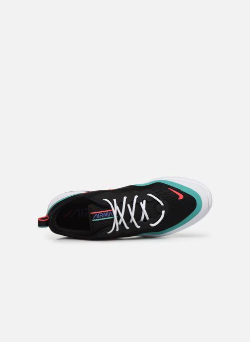 Sneaker Nike Nike Air Max Sequent 4.5 schwarz ansicht von links