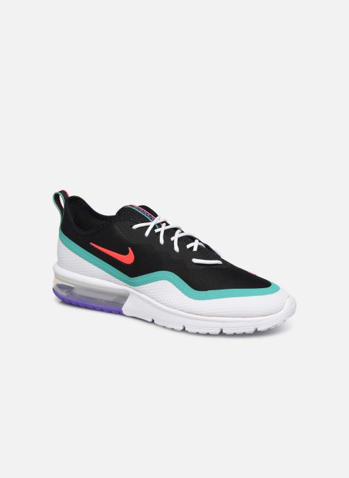 Baskets Nike Nike Air Max Sequent 4.5 Noir vue détail/paire