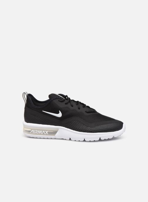 Sneakers Nike Wmns Nike Air Max Sequent 4.5 Zwart achterkant
