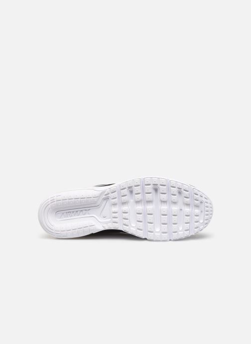 Sneakers Nike Wmns Nike Air Max Sequent 4.5 Zwart boven