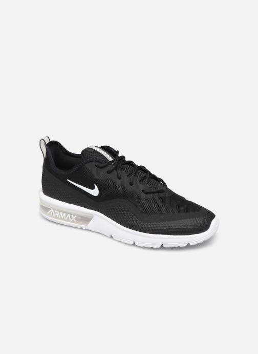 Baskets Nike Wmns Nike Air Max Sequent 4.5 Noir vue détail/paire
