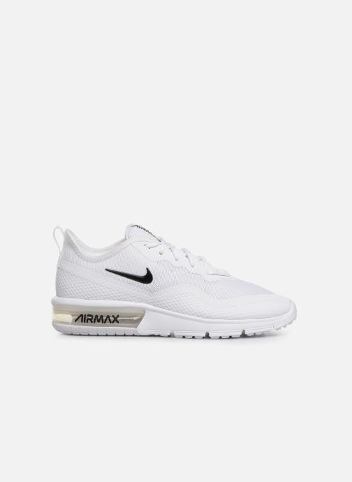 Trainers Nike Wmns Nike Air Max Sequent 4.5 White back view