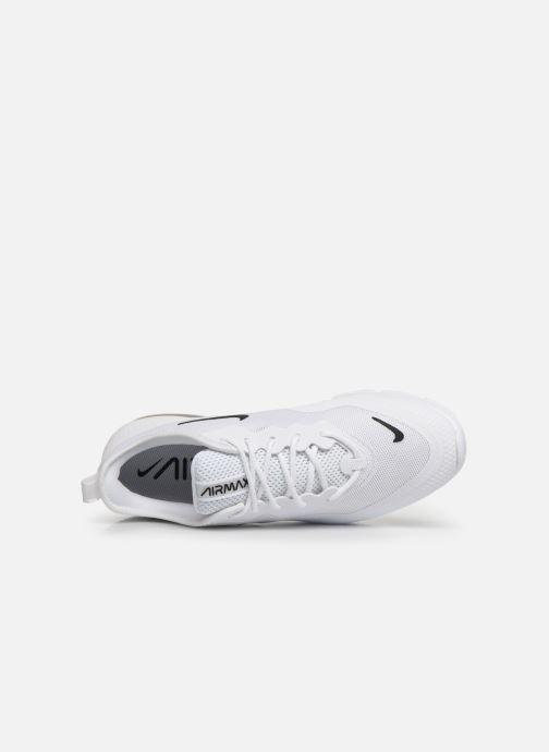 Baskets Nike Wmns Nike Air Max Sequent 4.5 Blanc vue gauche
