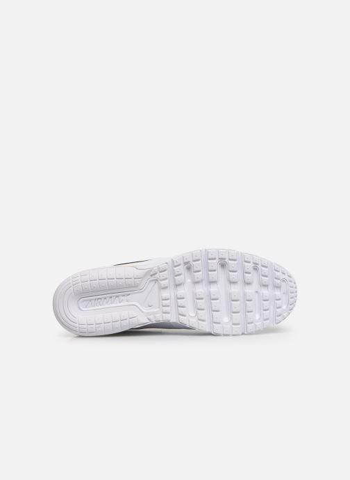 Baskets Nike Wmns Nike Air Max Sequent 4.5 Blanc vue haut