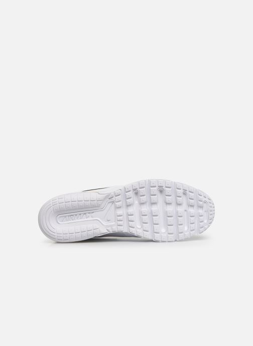 Trainers Nike Wmns Nike Air Max Sequent 4.5 White view from above