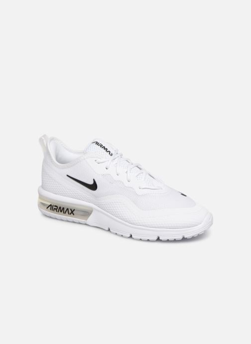 Trainers Nike Wmns Nike Air Max Sequent 4.5 White detailed view/ Pair view