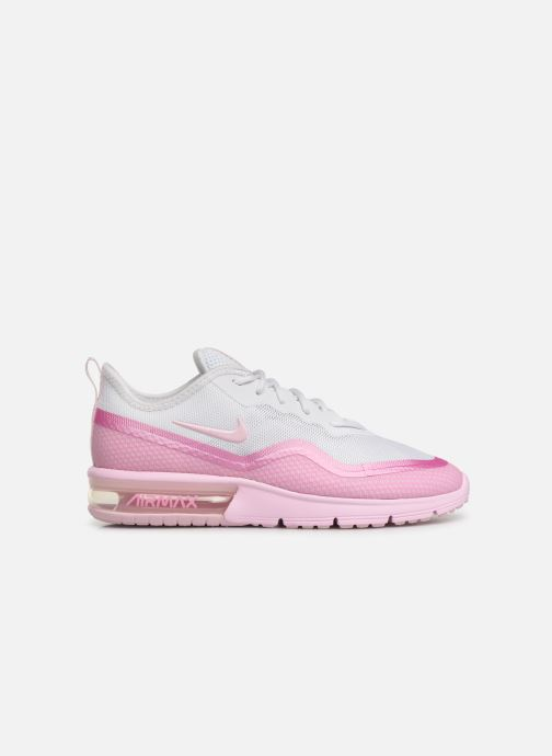 Deportivas Nike Wmns Nike Airmax Sequent4.5Prm Rosa vistra trasera