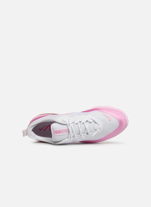 Baskets Nike Wmns Nike Airmax Sequent4.5Prm Rose vue gauche