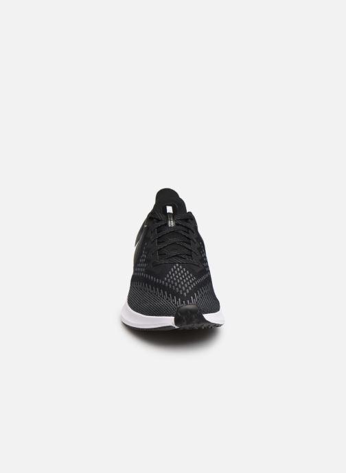 Scarpe sportive Nike Nike Zoom Winflo 6 Nero modello indossato