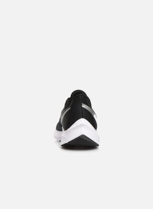 Sportschuhe Nike Nike Zoom Winflo 6 schwarz ansicht von rechts
