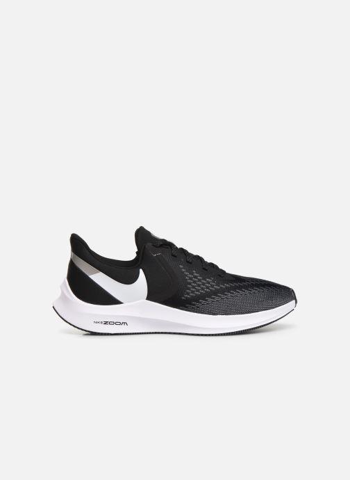 Sportschuhe Nike Nike Zoom Winflo 6 schwarz ansicht von hinten