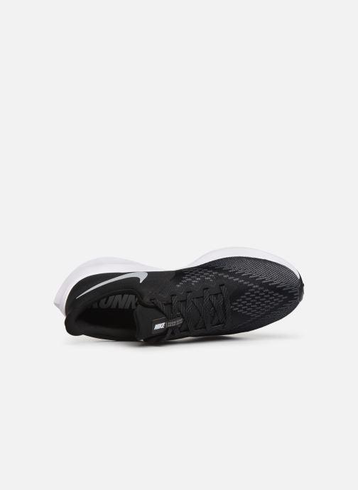 Zapatillas de deporte Nike Nike Zoom Winflo 6 Negro vista lateral izquierda