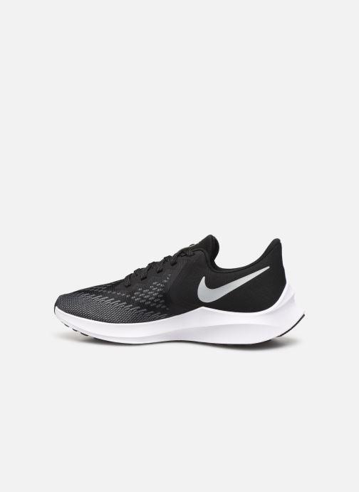 Chaussures de sport Nike Wmns Nike Zoom Winflo 6 Noir vue face