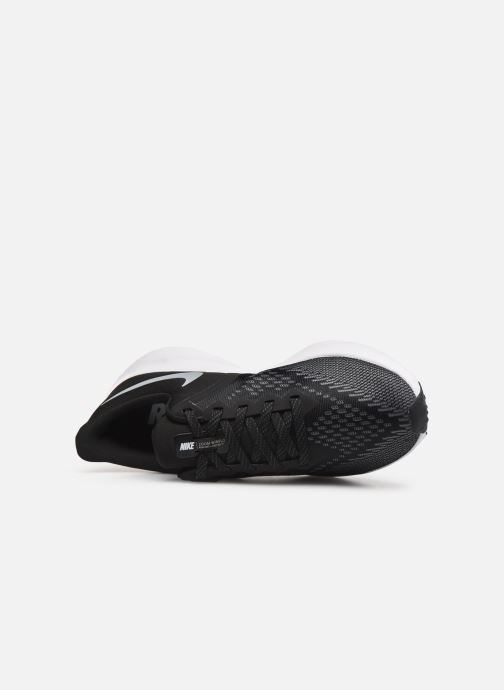 Chaussures de sport Nike Wmns Nike Zoom Winflo 6 Noir vue gauche