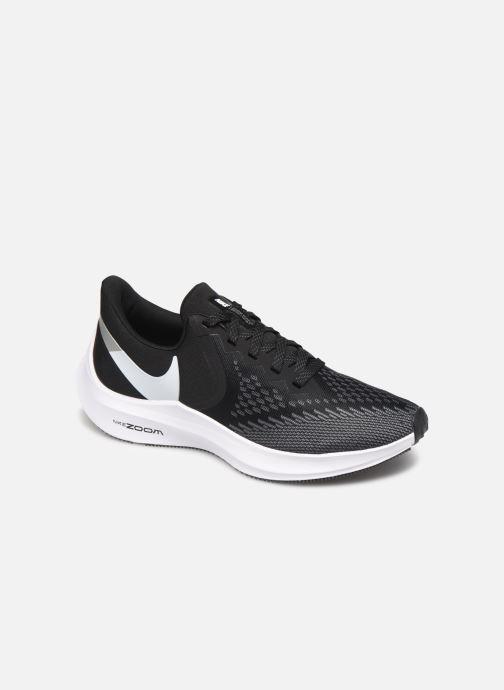 Chaussures de sport Nike Wmns Nike Zoom Winflo 6 Noir vue détail/paire