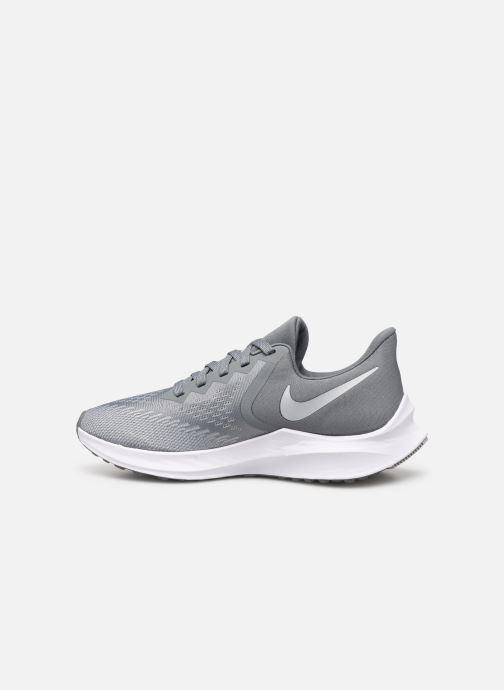 Chaussures de sport Nike Wmns Nike Zoom Winflo 6 Gris vue face