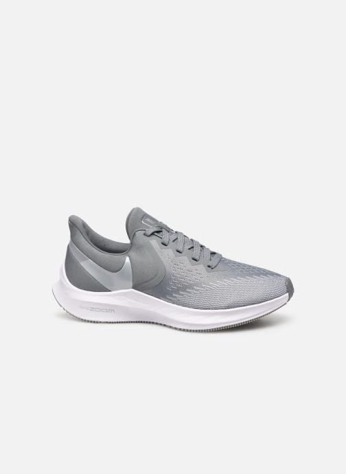 Chaussures de sport Nike Wmns Nike Zoom Winflo 6 Gris vue derrière