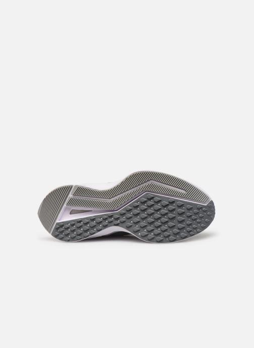 Chaussures de sport Nike Wmns Nike Zoom Winflo 6 Gris vue haut