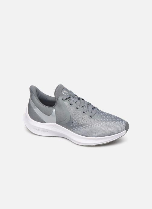 Chaussures de sport Nike Wmns Nike Zoom Winflo 6 Gris vue détail/paire
