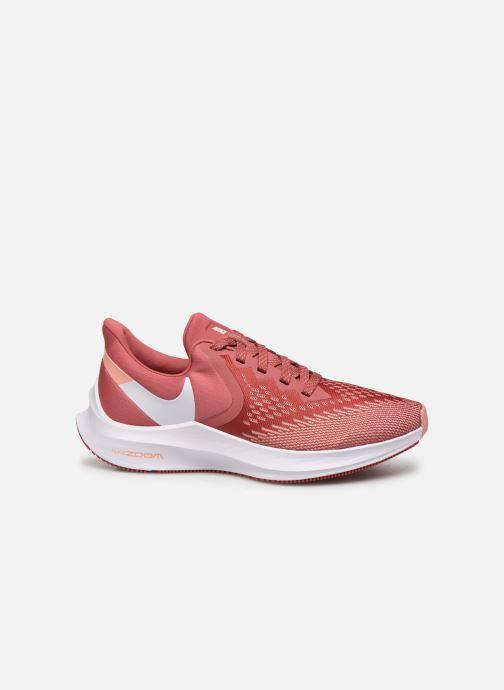 Física Instalaciones lógica  Nike Wmns Nike Zoom Winflo 6 (Rojo) - Zapatillas de deporte chez Sarenza  (389288)