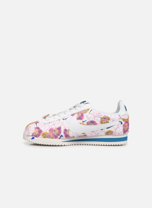 Sneakers Nike Wmns Classic Cortez Lx Wit voorkant
