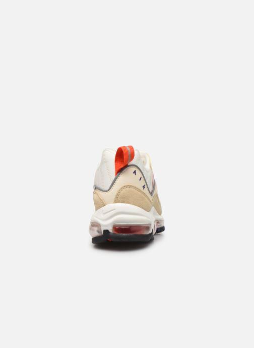 Deportivas Nike Nike Air Max 98 Blanco vista lateral derecha