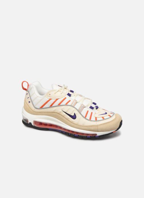 Sneakers Nike Nike Air Max 98 Hvid detaljeret billede af skoene