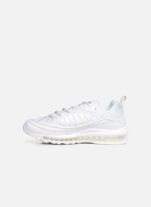 Baskets Nike Nike Air Max 98 Blanc vue face