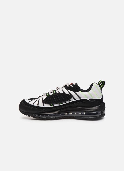 Baskets Nike Nike Air Max 98 Blanc vue face