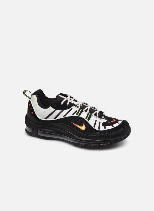 Baskets Nike Nike Air Max 98 Blanc vue détail/paire