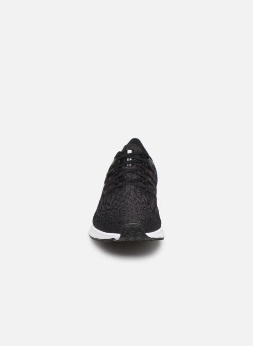 Sportschuhe Nike Nike Air Zoom Pegasus 36 schwarz schuhe getragen