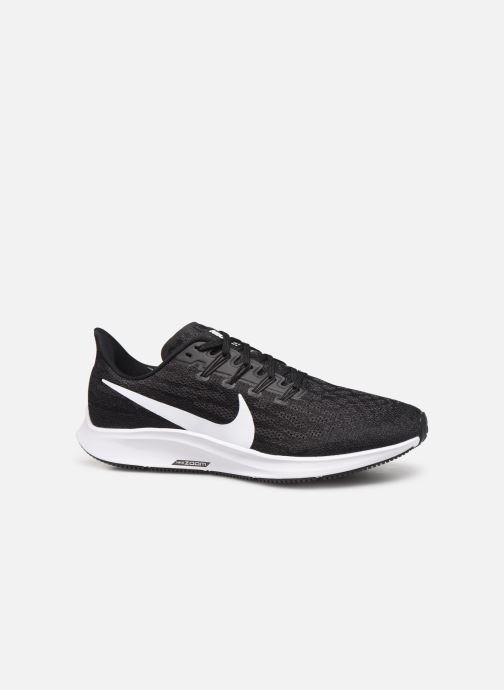Sportschuhe Nike Nike Air Zoom Pegasus 36 schwarz ansicht von hinten
