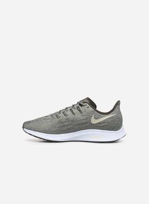 Sportschuhe Nike Nike Air Zoom Pegasus 36 grün ansicht von vorne