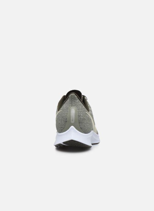 Sportschuhe Nike Nike Air Zoom Pegasus 36 grün ansicht von rechts