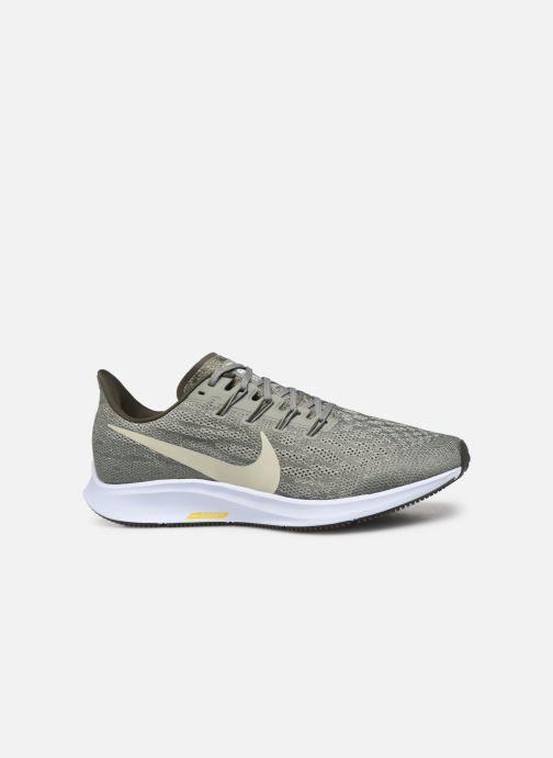 Sportschuhe Nike Nike Air Zoom Pegasus 36 grün ansicht von hinten